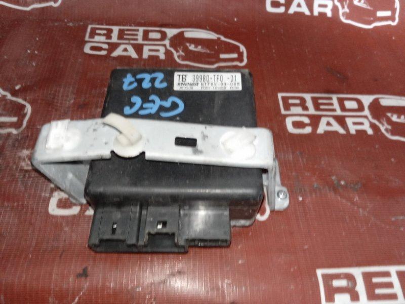 Блок управления рулевой рейкой Honda Fit GE6-1048939 L13A 2007 (б/у)