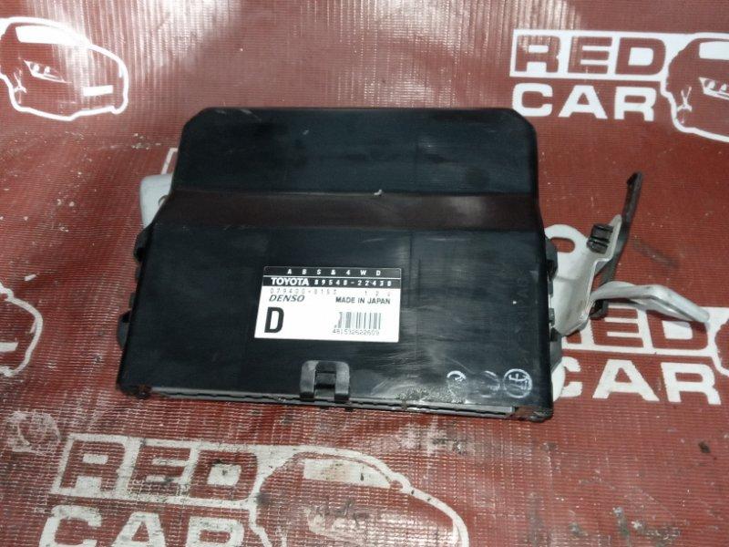 Блок управления abs Toyota Verossa GX115 (б/у)