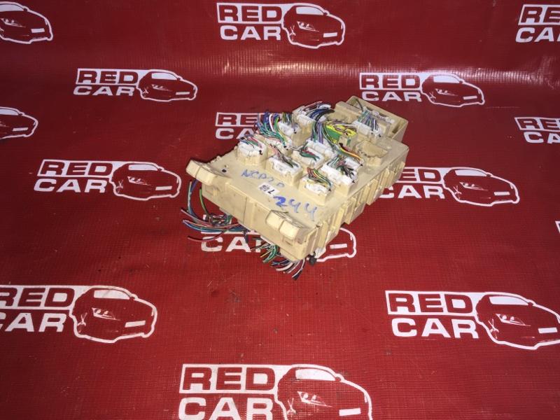 Блок предохранителей Toyota Funcargo NCP20-0042167 2NZ 1999 (б/у)