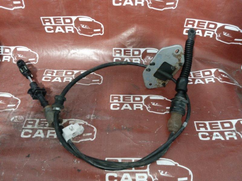 Трос переключения акпп Mazda Verisa DC5W-305952 ZY 2006 (б/у)