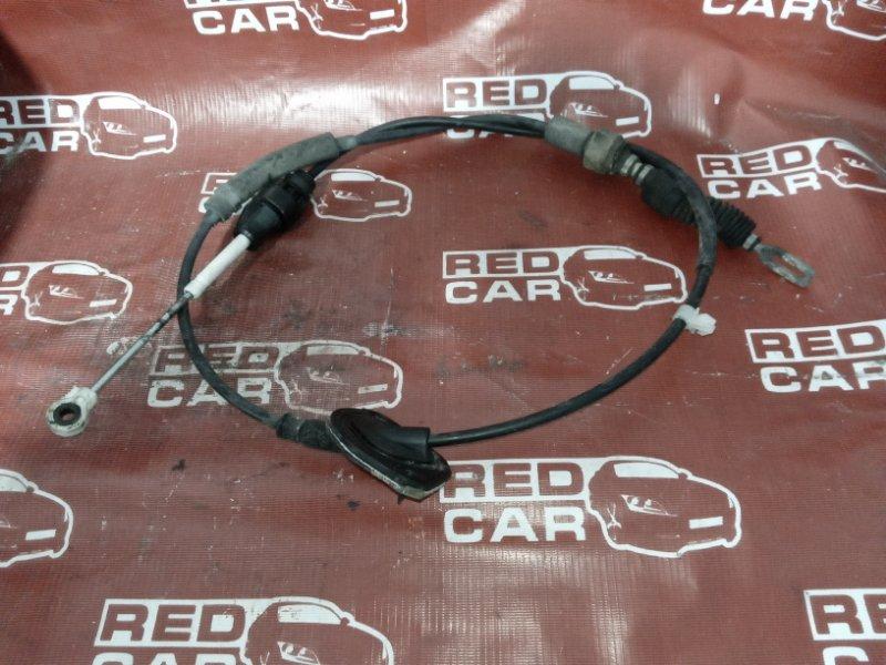 Трос переключения акпп Toyota Passo QNC10-0020488 K3 2004 (б/у)