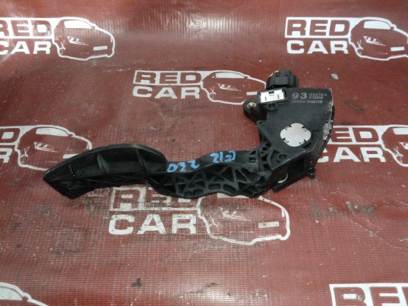 Педаль газа Nissan Note E12-099999 HR12DDR 2008 (б/у)