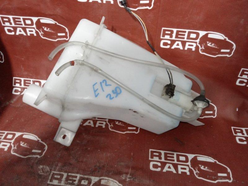Бачок омывателя Nissan Note E12-099999 HR12DDR 2008 (б/у)