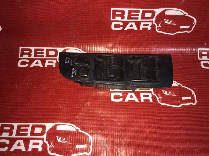 Блок упр. стеклоподьемниками Toyota Caldina ST190 4S-FE передний правый (б/у)