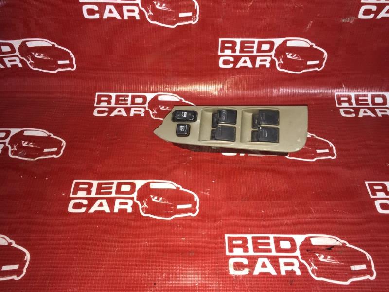 Блок упр. стеклоподьемниками Toyota Sprinter Carib AE115 7A-FE передний правый (б/у)