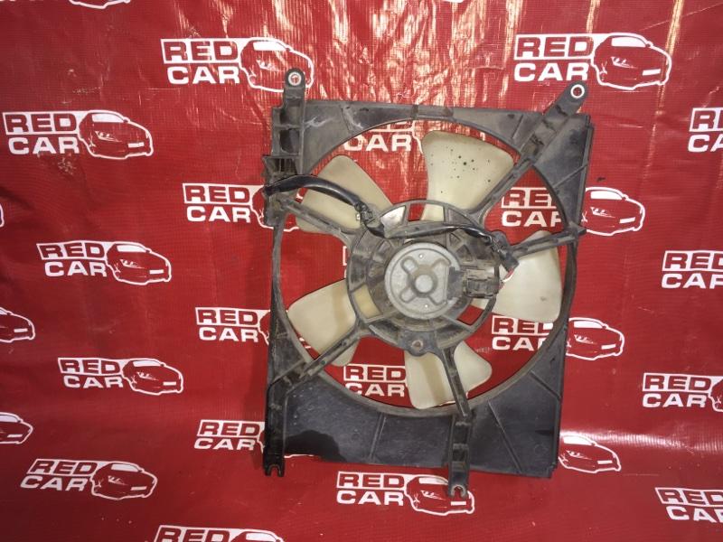 Диффузор радиатора Toyota Passo QNC10-0020488 K3 2004 (б/у)