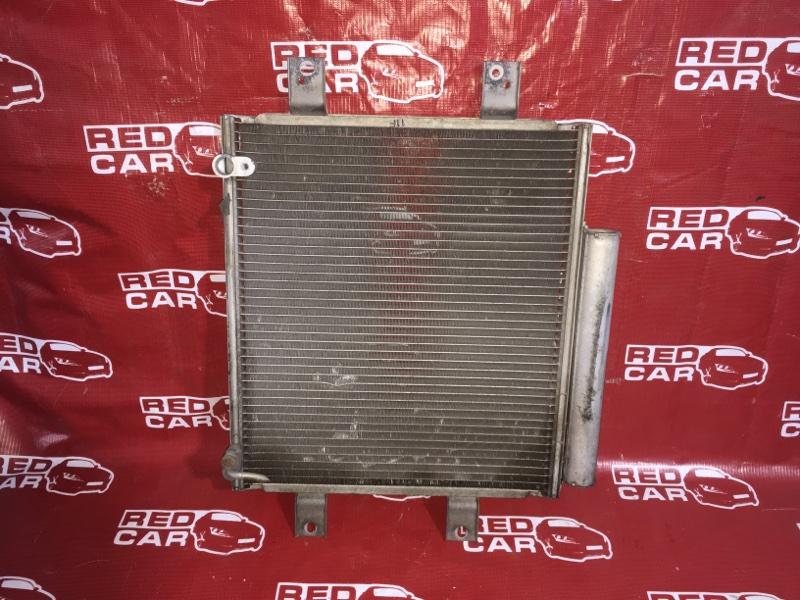 Радиатор кондиционера Toyota Passo QNC10-0020488 K3 2004 (б/у)
