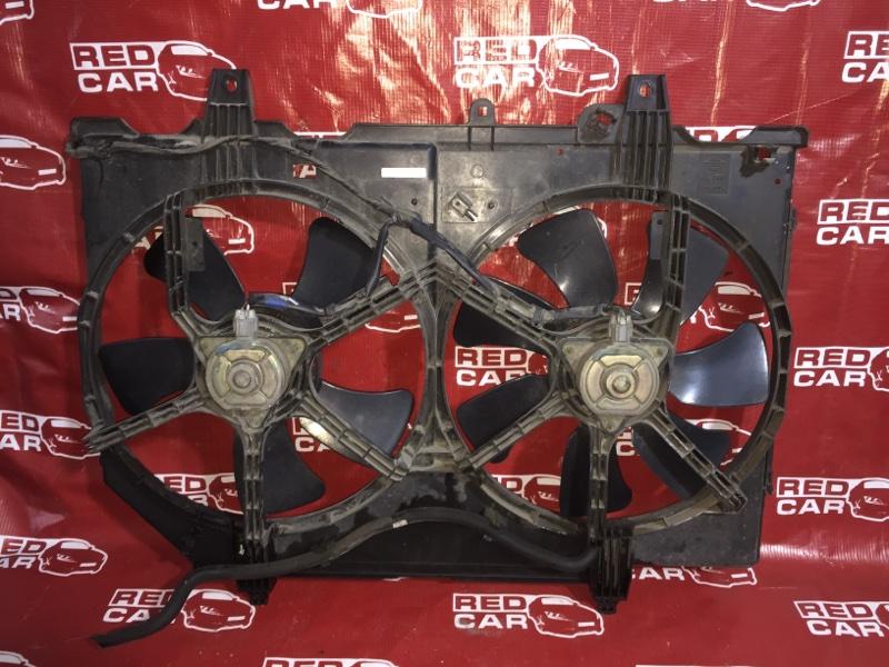 Диффузор радиатора Nissan Serena TC24-327393 QR20 2005 (б/у)