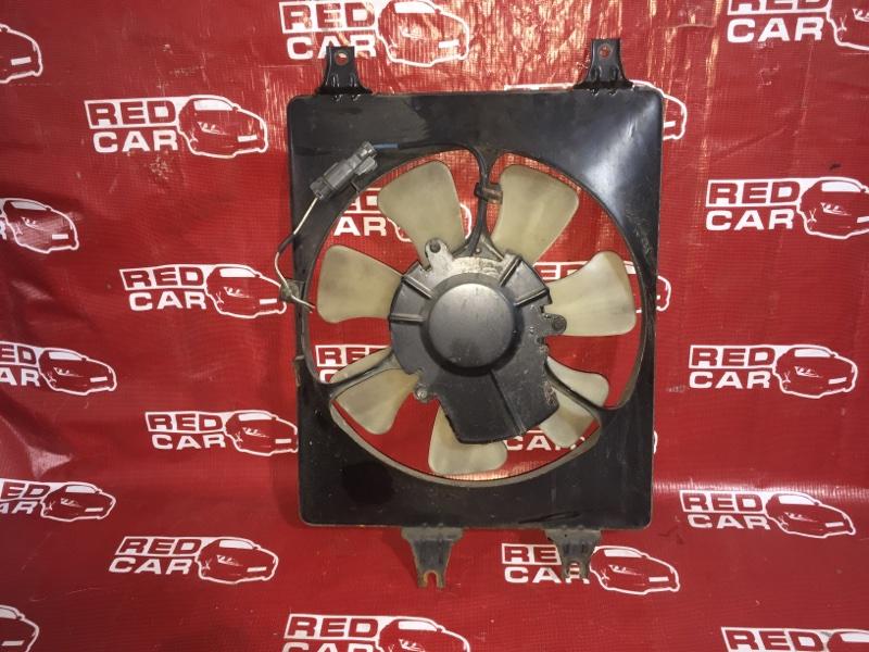 Диффузор радиатора Honda Stepwgn RF2-1003412 B20B 1996 левый (б/у)