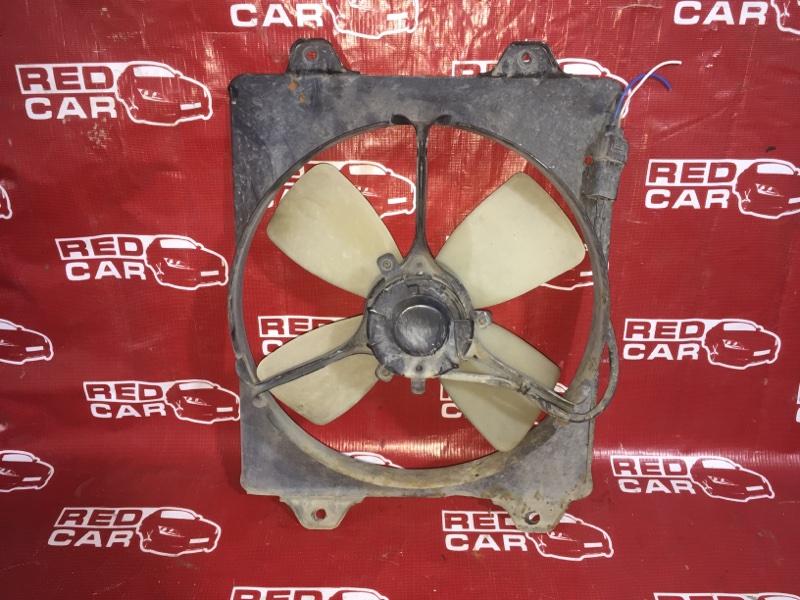 Диффузор радиатора Toyota Camry SV30 4S-FE правый (б/у)