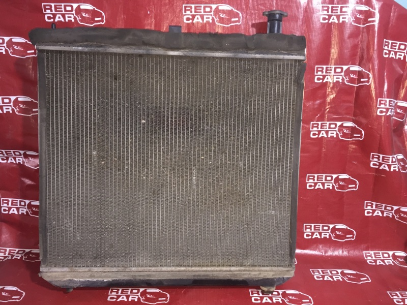 Радиатор основной Toyota Grand Hiace KCH16-0025168 1KZ 1999 (б/у)