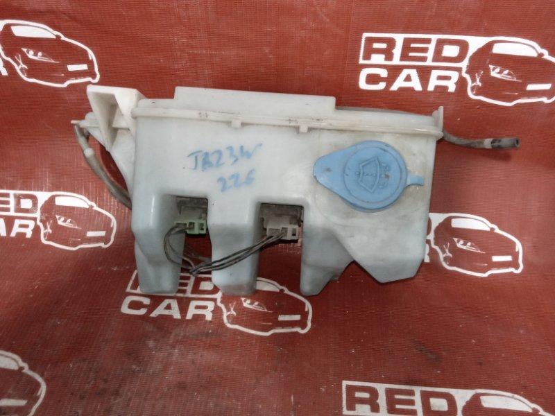Бачок омывателя Suzuki Jimny JB23W-213260 K6A 2000 (б/у)