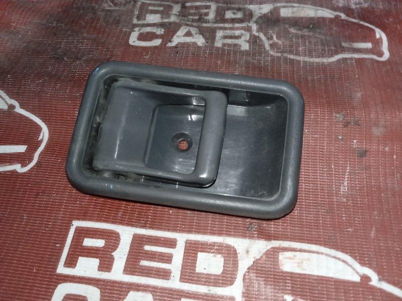 Ручка двери внутренняя Mazda Proceed Marvie UVL6R-101536 WL 1996 передняя левая (б/у)