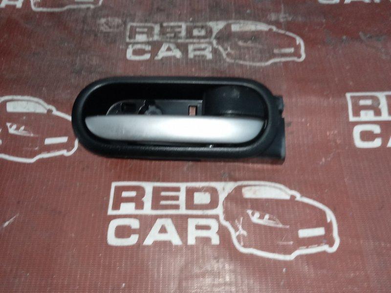 Ручка двери внутренняя Mazda Demio DE3FS-176697 ZJ 2008 передняя правая (б/у)