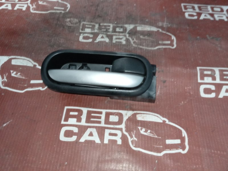 Ручка двери внутренняя Mazda Demio DE3FS-176697 ZJ 2008 задняя правая (б/у)