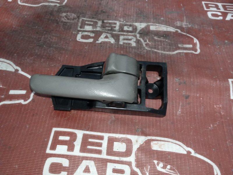 Ручка двери внутренняя Toyota Gaia SXM15-0063436 3S 1999 задняя правая (б/у)