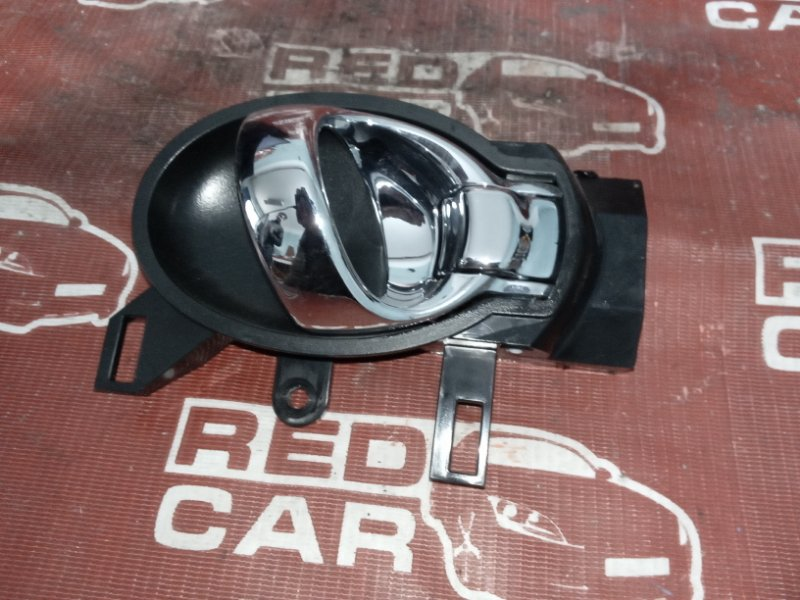 Ручка двери внутренняя Nissan Note E12-099999 HR12DDR 2008 задняя правая (б/у)