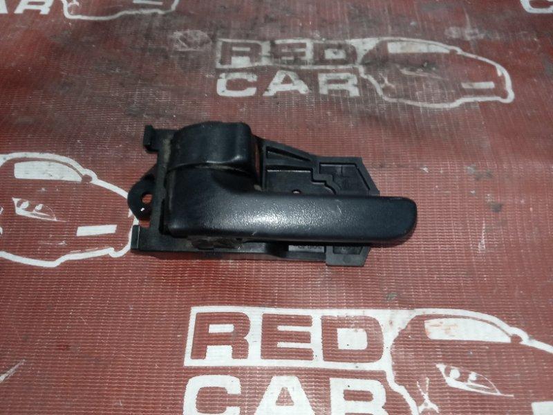 Ручка двери внутренняя Toyota Carina AT211 задняя левая (б/у)