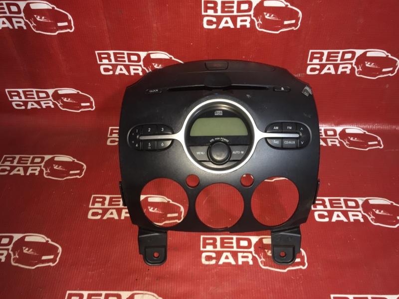 Магнитофон Mazda Demio DE3FS-176697 ZJ 2008 (б/у)