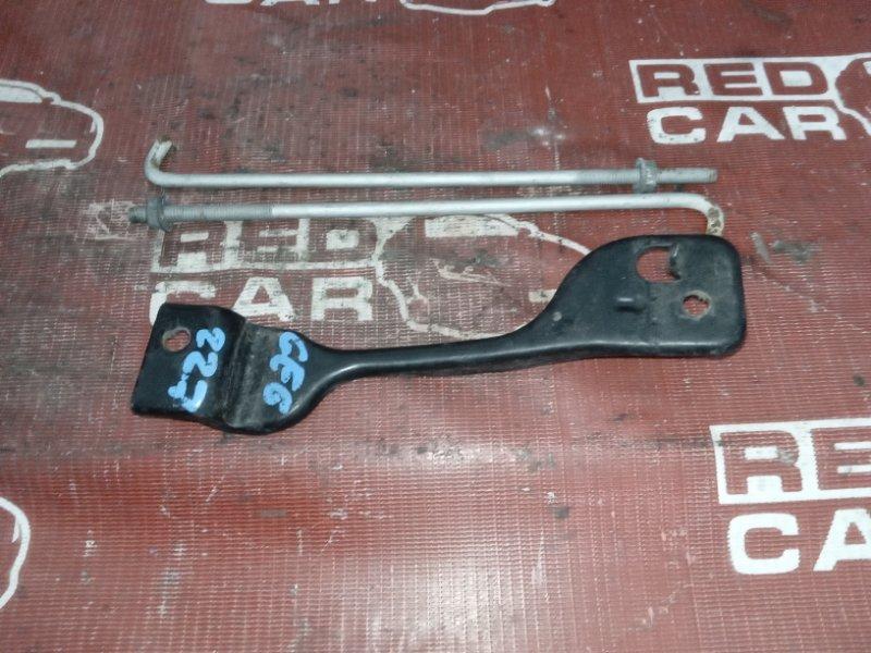 Крепление аккумулятора Honda Fit GE6-1048939 L13A 2007 (б/у)