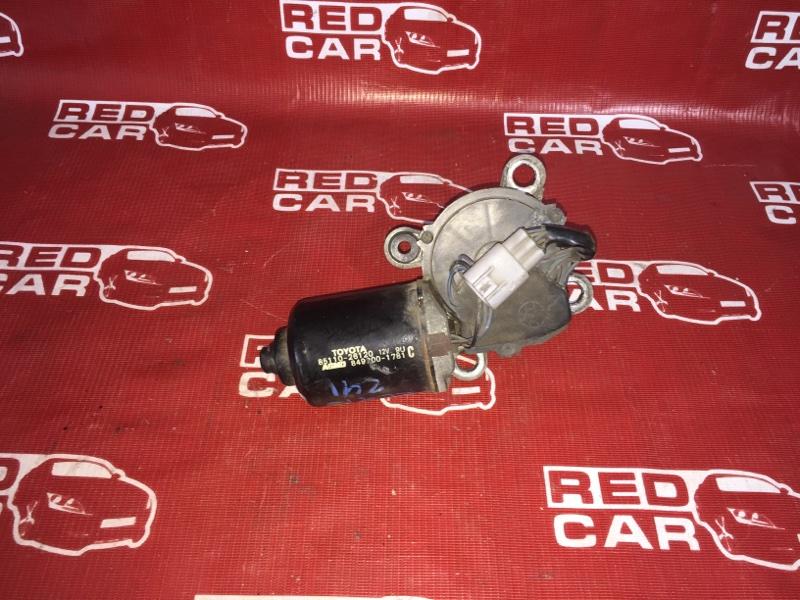 Мотор дворников Toyota Grand Hiace KCH16-0025168 1KZ 1999 передний (б/у)