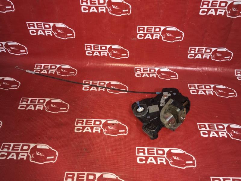 Замок двери Toyota Passo QNC10-0020488 K3 2004 передний левый (б/у)