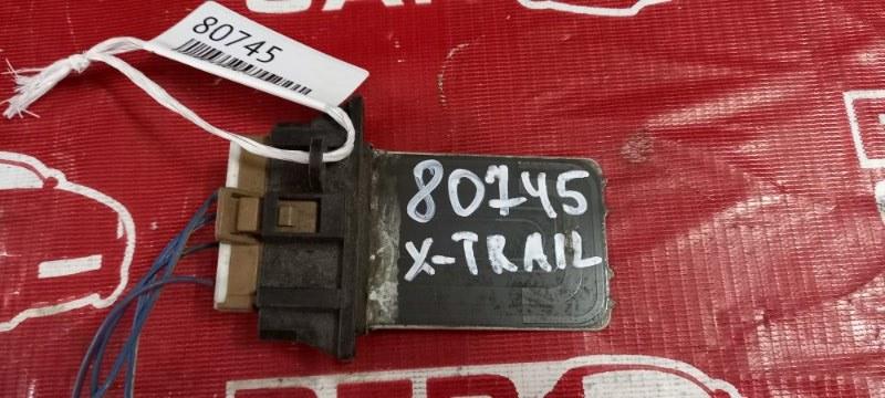 Реостат Nissan X-Trail NT30 (б/у)