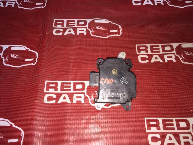 Сервопривод заслонок печки Toyota Mark Ii GX110 1G (б/у)