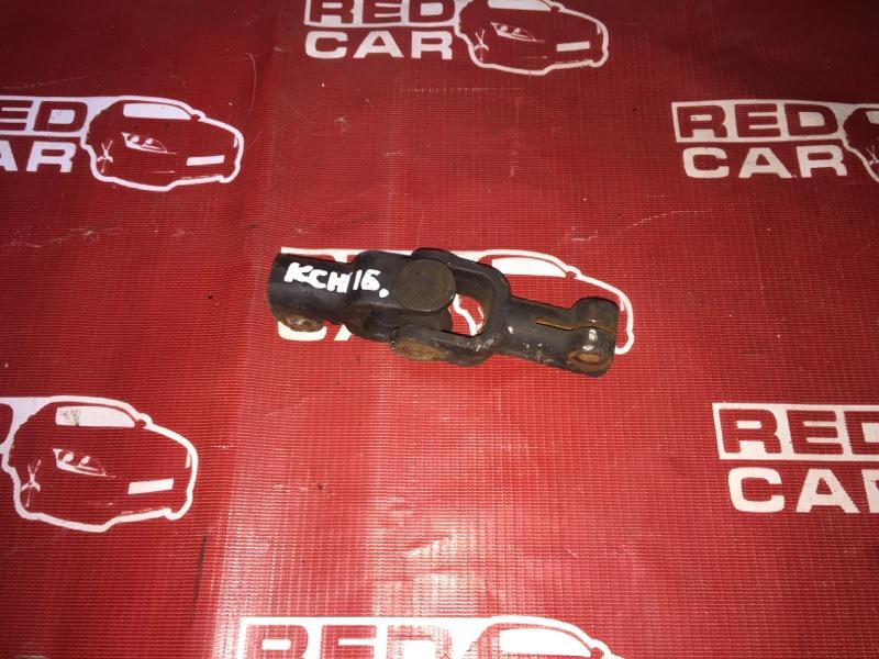 Рулевой карданчик Toyota Grand Hiace KCH16-0025168 1KZ 1999 (б/у)