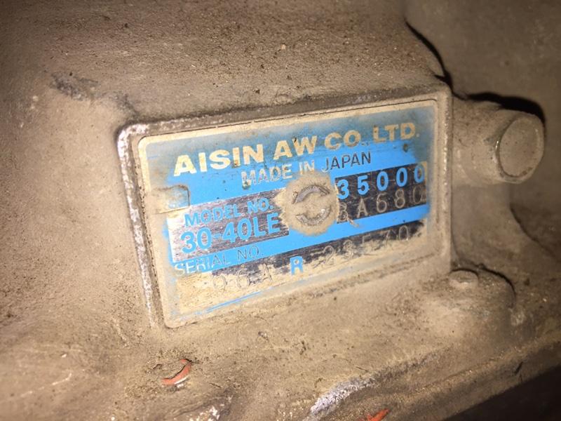 Акпп Toyota Aristo JZS147 2JZ (б/у)