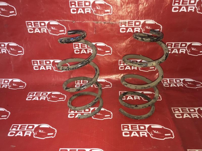 Пружина Nissan Note E12-099999 HR12DDR 2008 задняя (б/у)