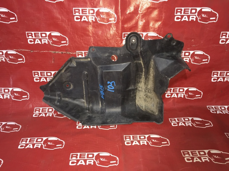 Защита двигателя Nissan Sunny FB15-110411 QG15 2000 правая (б/у)