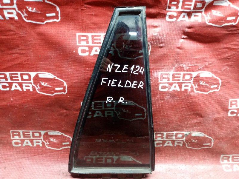 Форточка двери Toyota Corolla Fielder NZE124 2005 задняя правая (б/у)
