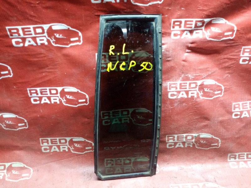 Форточка двери Toyota Probox NCP50 1NZ задняя левая (б/у)