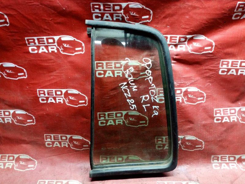 Форточка двери Toyota Raum NCZ25 задняя левая (б/у)