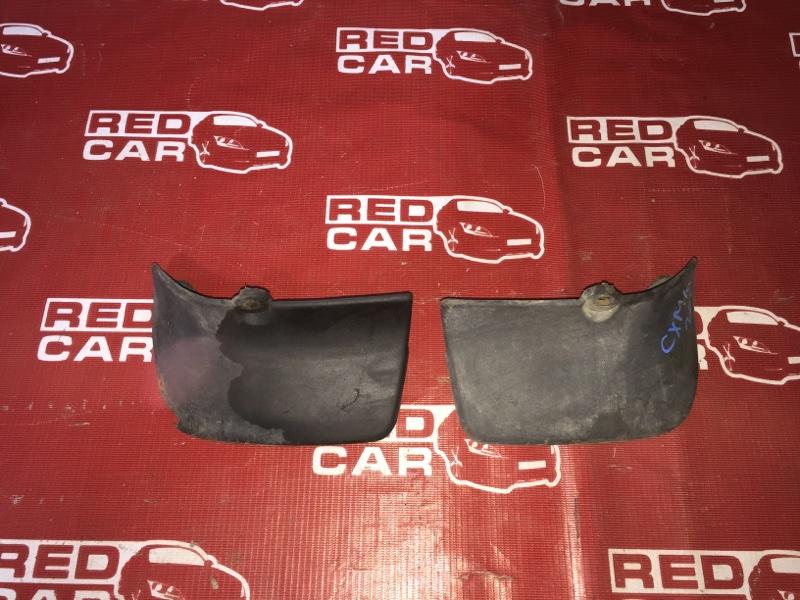 Брызговики комплект Toyota Ipsum CXM10-0003007 3C-6543273 1997 задние (б/у)