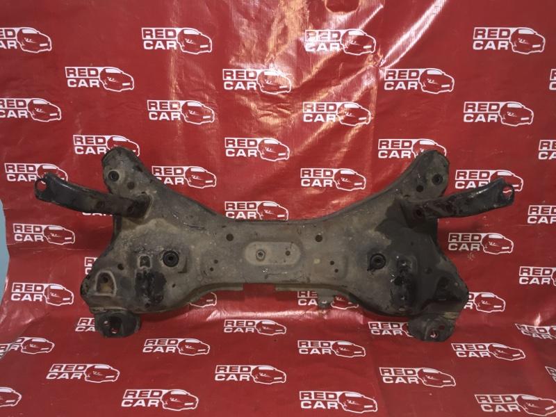 Балка под двс Nissan Note E12-099999 HR12DDR 2008 передняя (б/у)