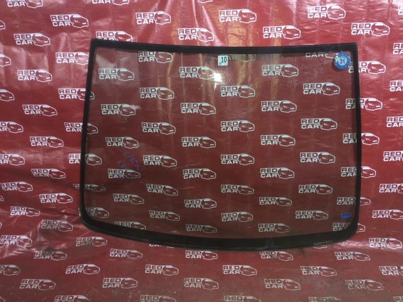 Лобовое стекло Toyota Corolla Spacio NZE121-3229404 1NZ-A964237 2003 (б/у)