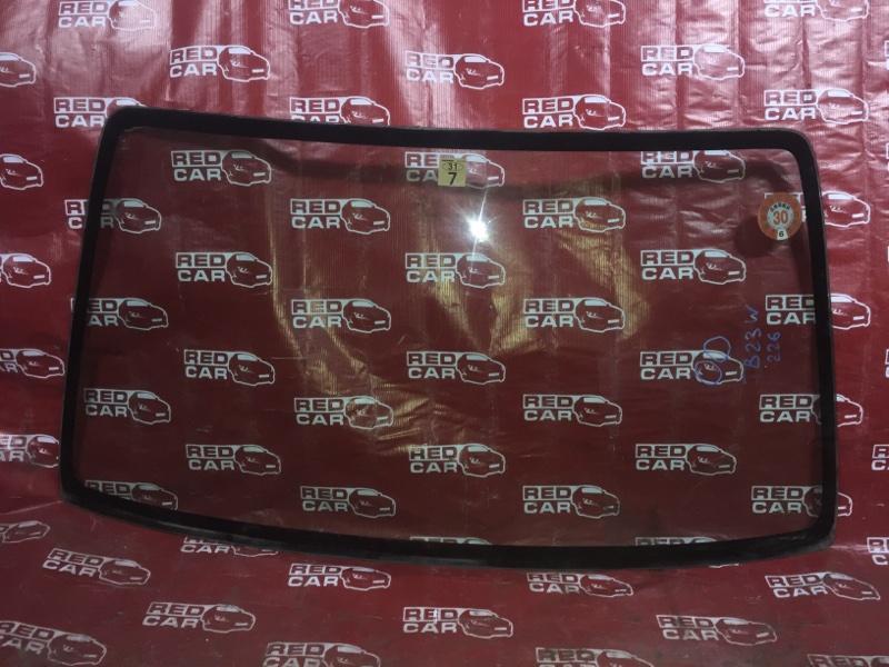 Стекло Suzuki Jimny JB23W-213260 K6A 2000 (б/у)