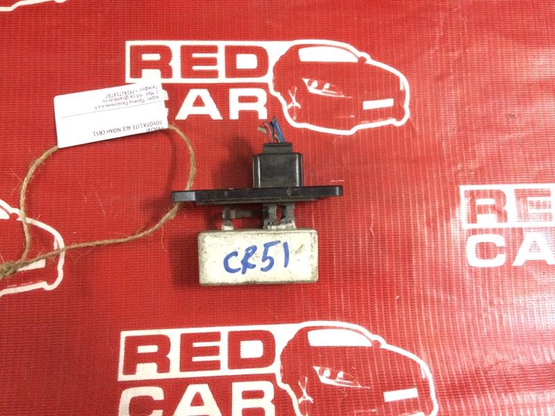 Реостат Toyota Lite Ace Noah CR51 (б/у)