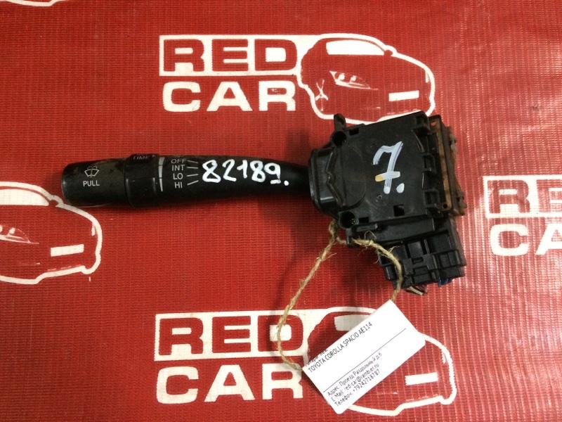 Гитара Toyota Corolla Spacio AE114 левая (б/у)