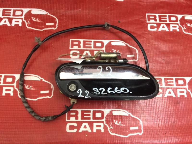 Ручка двери внешняя Honda Odyssey RA8 передняя правая (б/у)