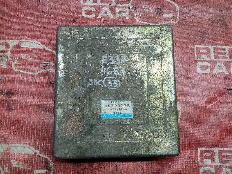 Компьютер Mitsubishi Diamante E33A 4G63 (б/у)