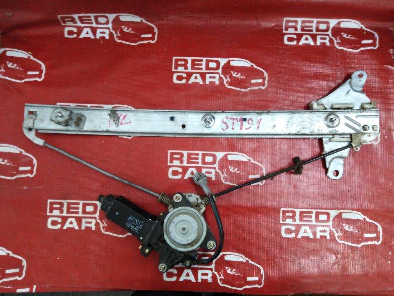 Стеклоподъемник Toyota Corona ST191 задний левый (б/у)