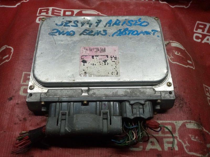 Компьютер Toyota Aristo JZS147 2JZ-GE (б/у)