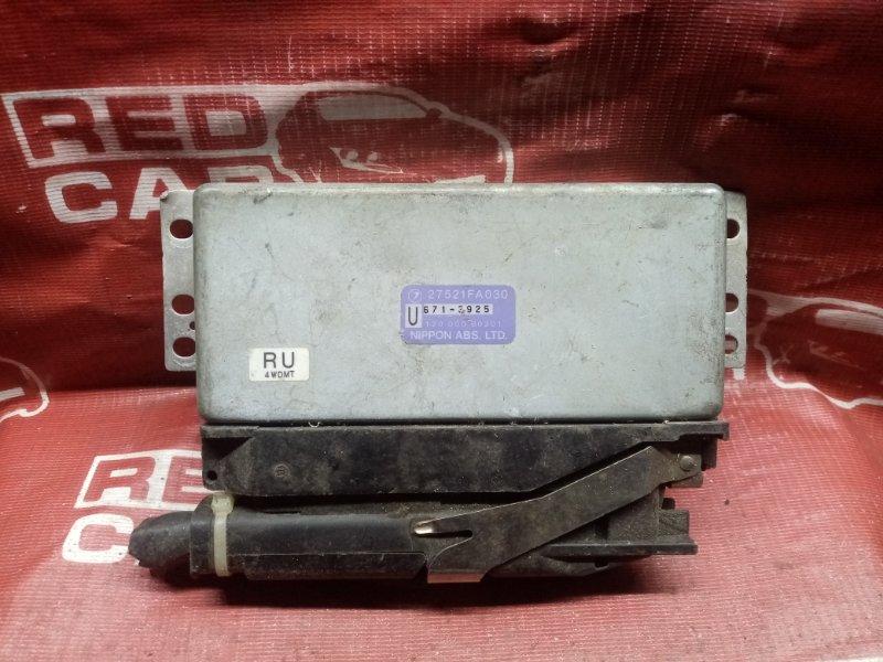 Блок управления abs Subaru Impreza GC8 EJ20 (б/у)