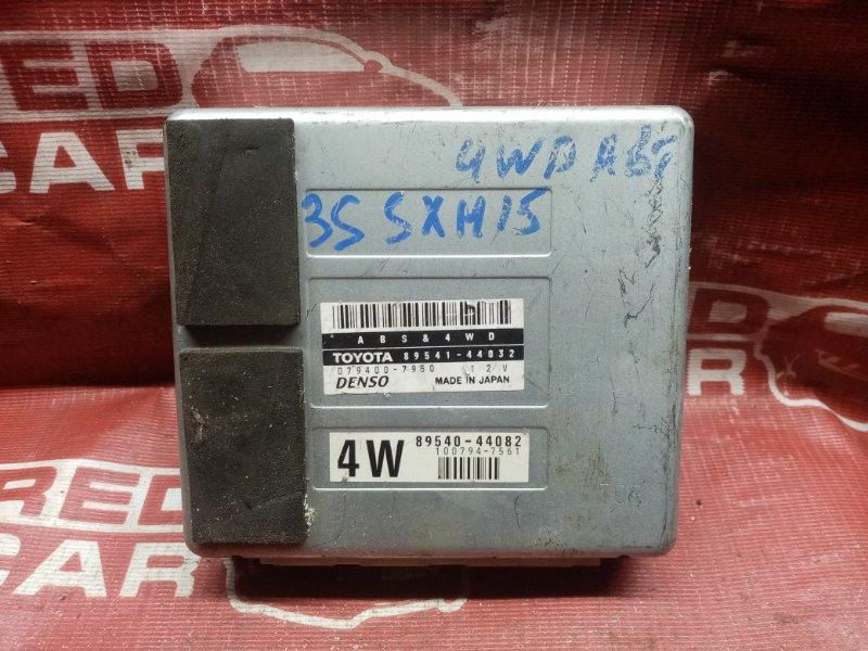 Блок управления abs Toyota Ipsum SXM15 3S 1996 (б/у)