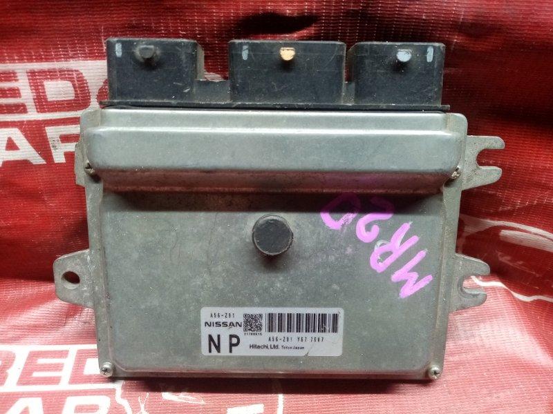 Компьютер Nissan Serena NC25 MR20 (б/у)