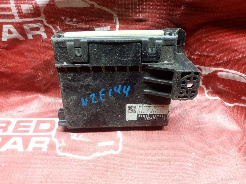 Блок управления климат-контролем Toyota Corolla Fielder NZE144 1NZ-FE (б/у)