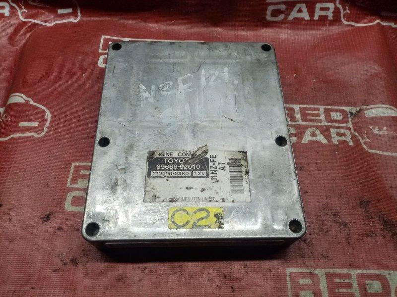 Компьютер Toyota Corolla NZE121 1NZ-FE 2005 (б/у)